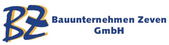 BZ Bauunternehmen Zeven GmbH Logo