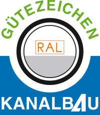 Gütezeichen Kanalbau RAL AK2